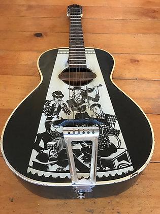 1932 Harmony Stencil Parlor Guitar