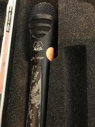 AKG D3700M Microphone