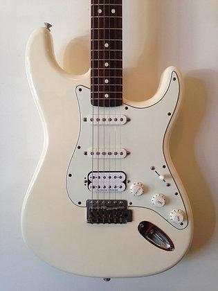 "2012 Fender ""Fat Strat"" MIM"