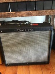 FENDER HOT ROD DEVILLE - UPGRADES