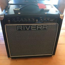 RIVERA PUBSTER 25 VALVE AMP