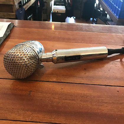 Vintage Steanes Sound Systems Microphone