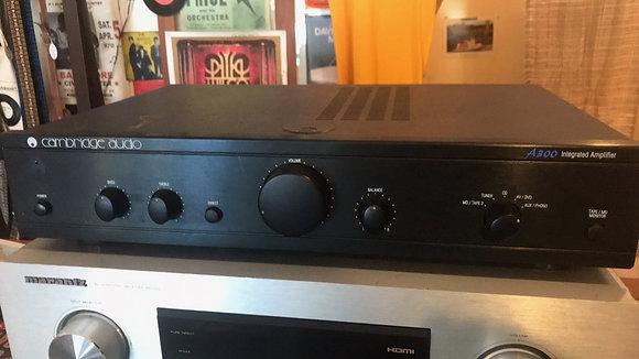 Cambridge A300 Amplifier