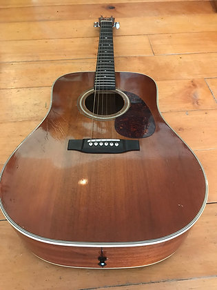 K Yairi Alvarez DY55 Vintage Guitar