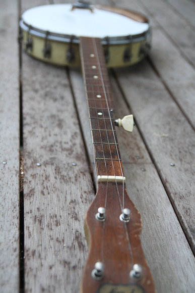 Kay 5 String Banjo - 1950's - SOLD