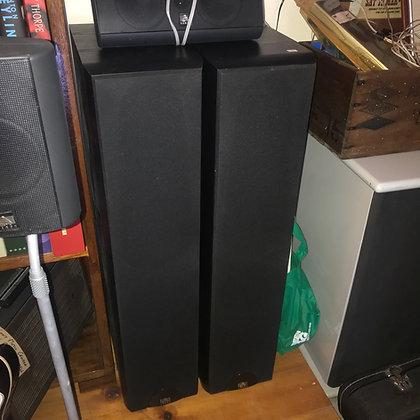 Aaron Speaker Set ATS-4
