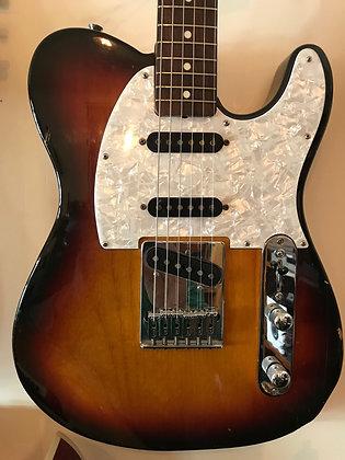 1996 Fender MIJ DX Telecaster 50th Anniversary