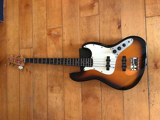 97 Fender Squier Jazz Bass