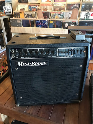 Mesa Boogie .50 Cailibre + Guitar Amp