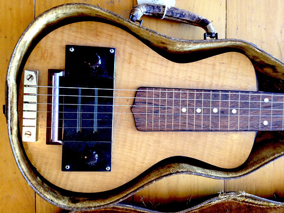 Recording King Lap Steel - 1930's SOLD
