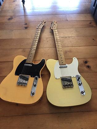 Fender MIM Roadworn 50s Telecaster
