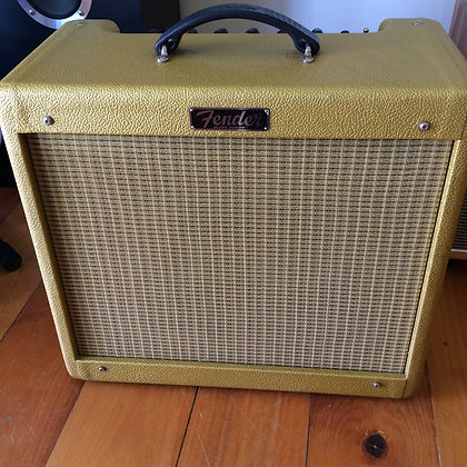 FENDER BLUES JR AFTER THE GOLD RUSH