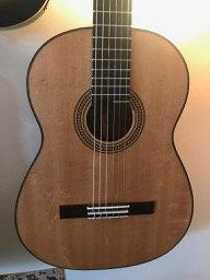 STEPHEN THURSTON HANDMADE NYLON STRING