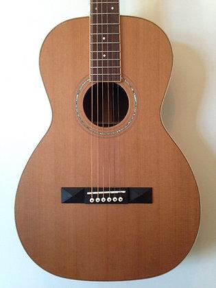 prototype 000 parlour guitar