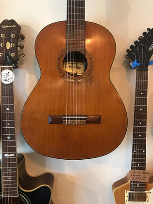 60s Shinano Classical Guitar Solid Rosewood