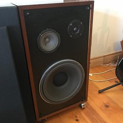 Vintage Etone Speakers