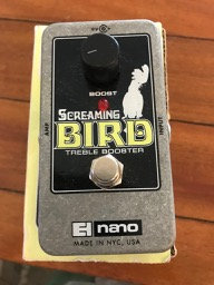 EH NANO SCREAMING BIRD TREBLE BOOSTER