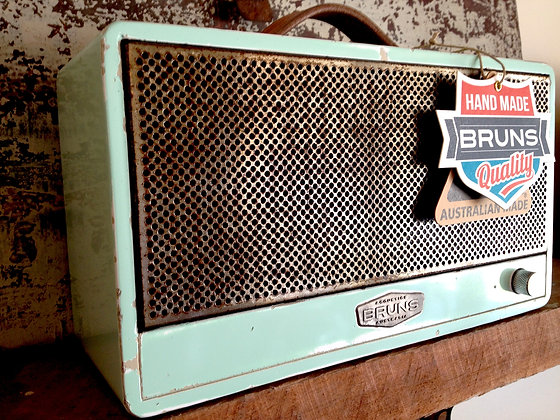BRUNS Handmade Speakers / Amps