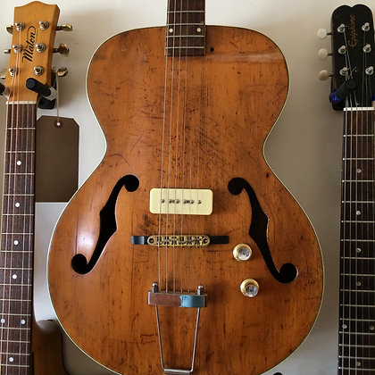 TEMPO 1940s ARCHTOP