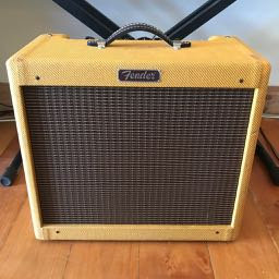 FENDER BLUES JUNIOR TWEED AMP