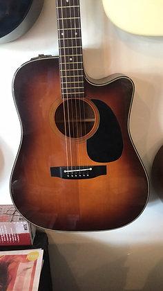 1997 Takamine EF340S Guitar