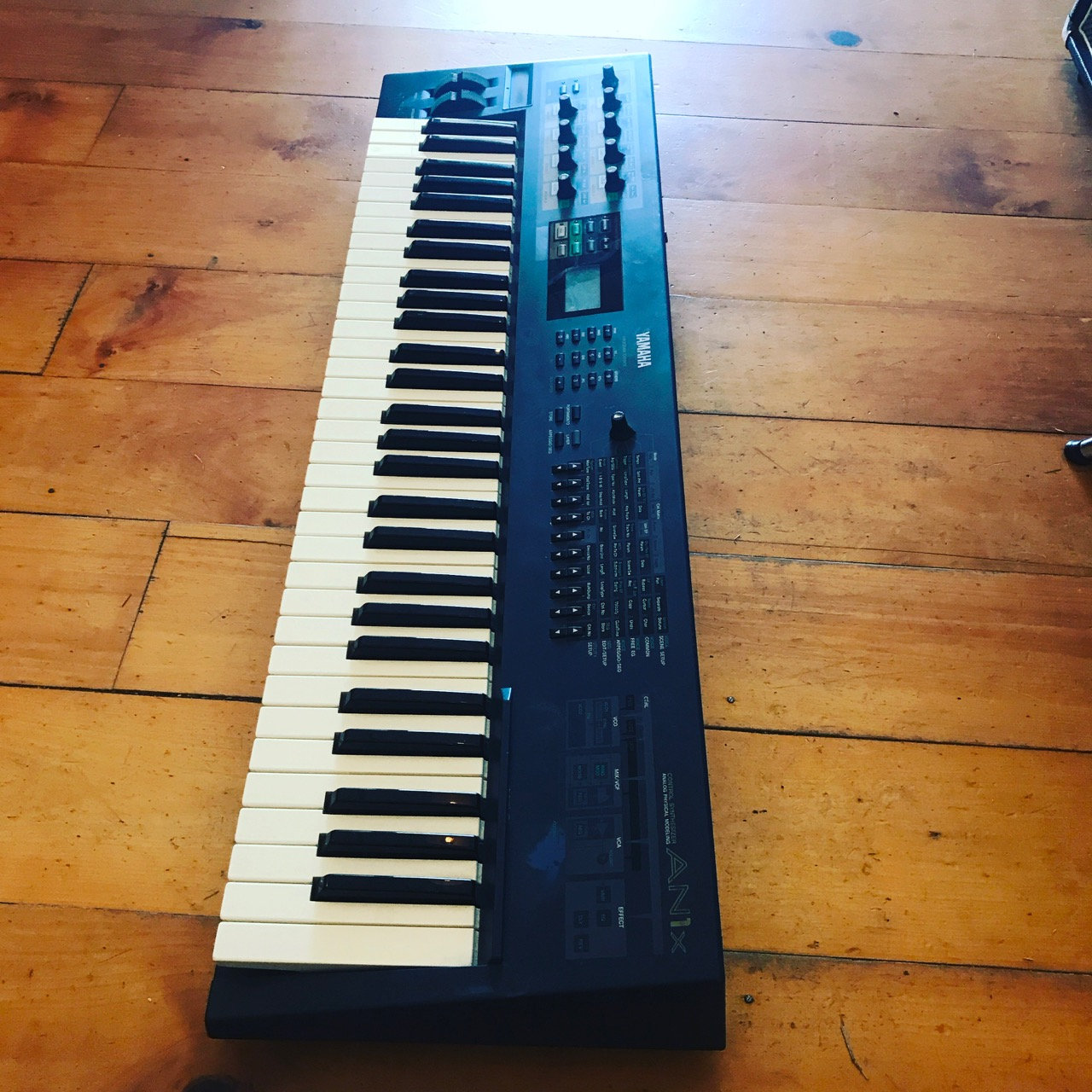 Rare Yamaha AN1x Vintage Synth