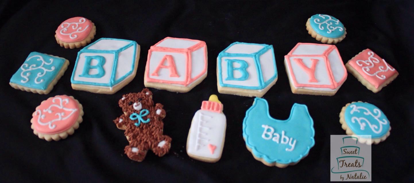 Baby Blocks cookies