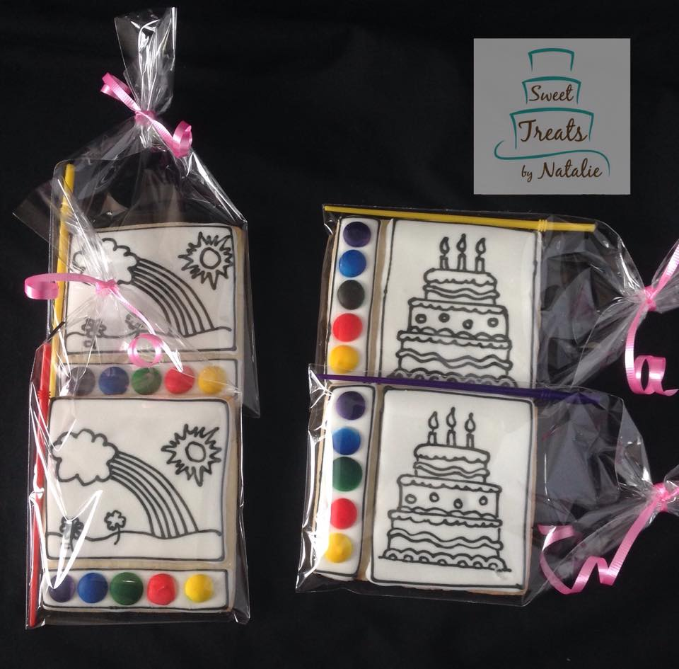 Birthday cakes & rainbows