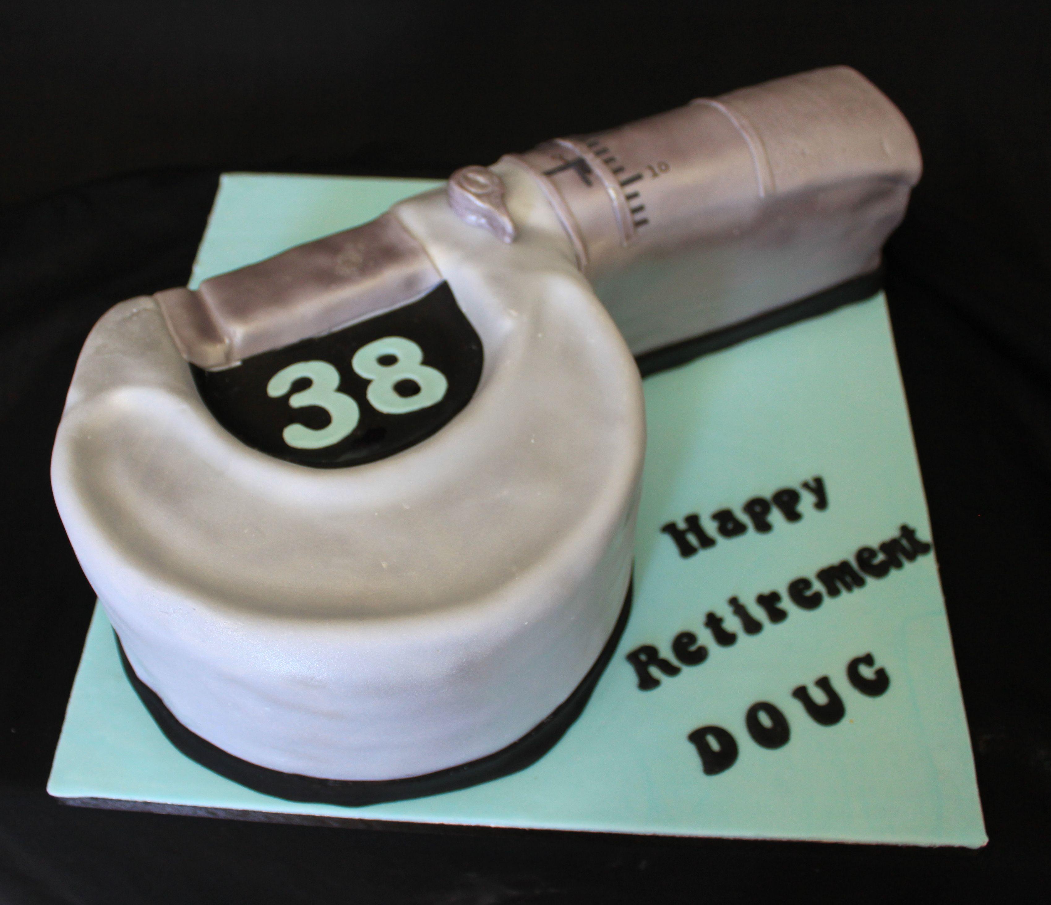 Micrometer cake