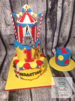 Carnival First Birthday