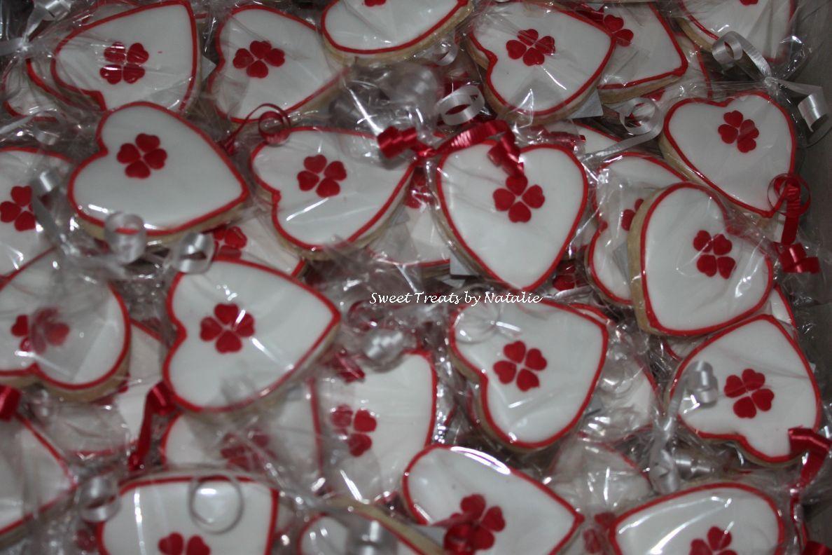 Wyatt's Warriors cookies