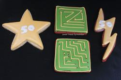 Circuit board cookies