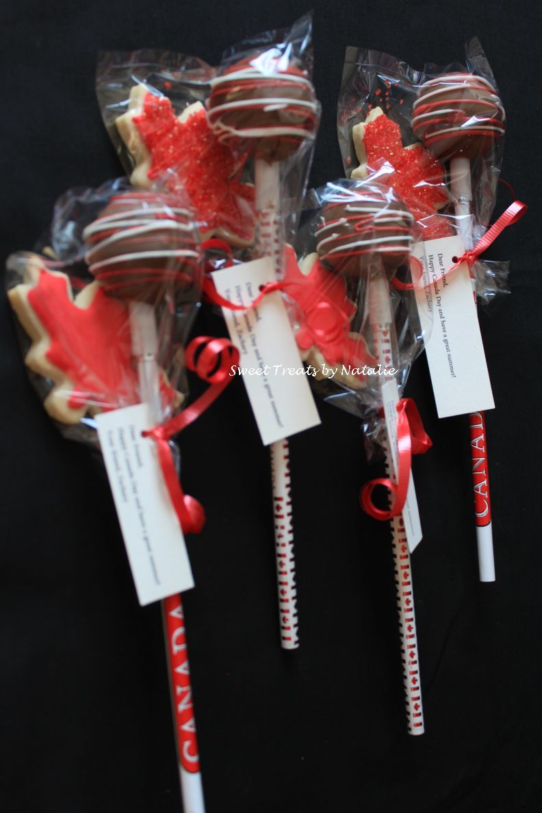 Canada Day favours