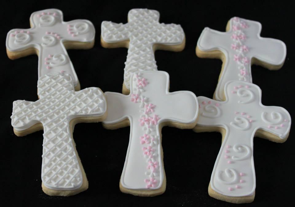 Lattice design crosses
