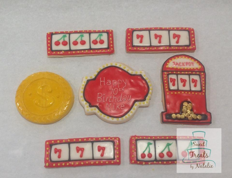 Gambling cookies