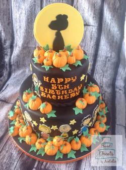Peanuts Halloween Birthday