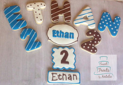 Cookies for Ethan