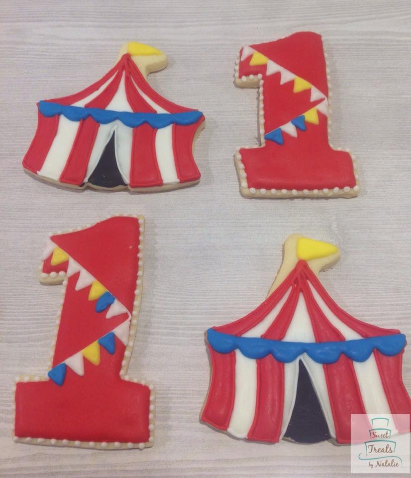 Carnival tent & #1