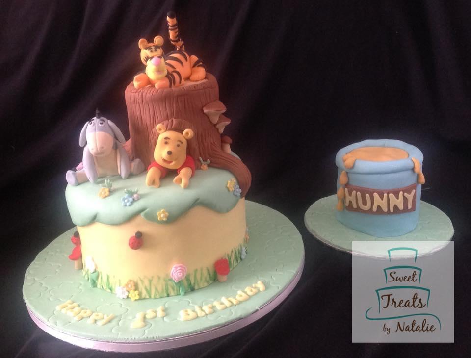 Winnie the Pooh first birthday