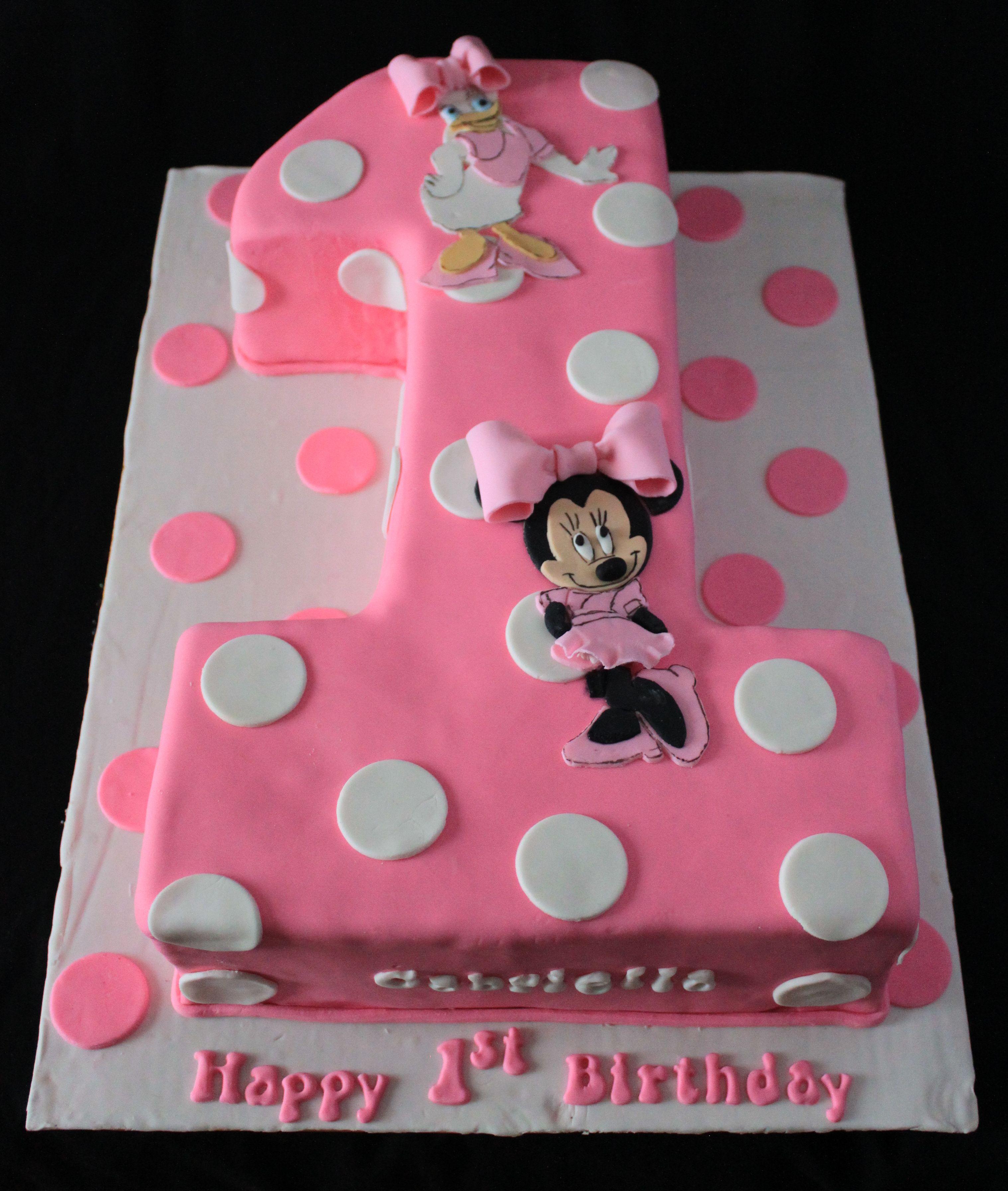 Minnie Mouse & Daisy Duck