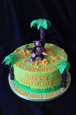 Go Bananas Monkey