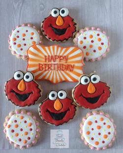 Elmo - Sesame Street