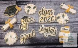 Graduation Word Plaques