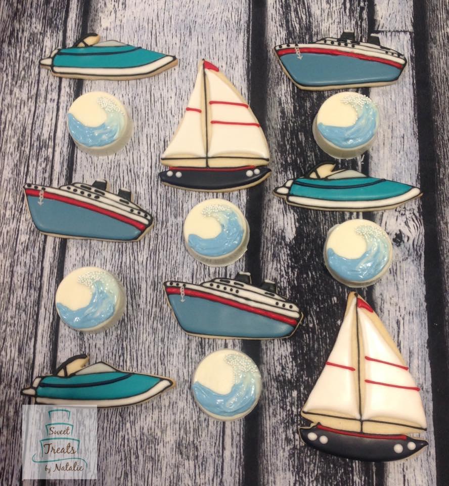 Boats & waves