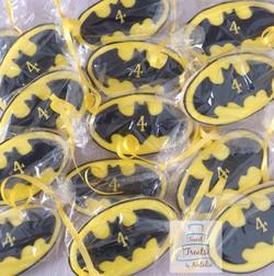 Batman cookies