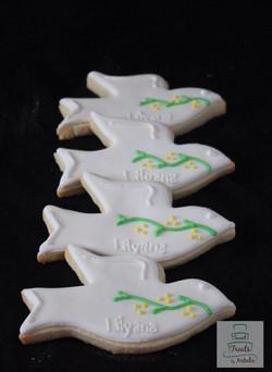Dove cookies