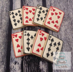 #10 playing cards