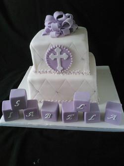 Purple Baptism