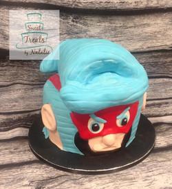 Spring Man cake