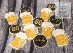 Beers and Cheers to 60 Years!